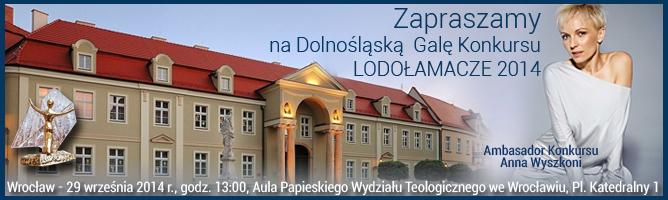 Lodołamacze 2014 gala Bydgoszcz