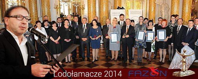 Gala centralna Lodołamacze 2014