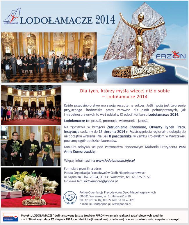 Lodołamacze 2014 POPON