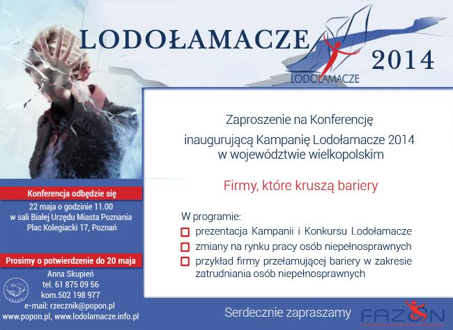 POPON Lodołamacze konferencja Poznań