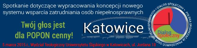 Dialog Społeczny Spotkanie Katowice