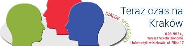 Dialog Społeczny Spotkanie Kraków