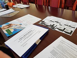 Giełda Pracy dla Osób z Niepełnosprawnościami odbyła się w dniu 22.03.2018r. w Sali Kolumnowej Podkarpackiego Urzędu Wojewódzkiego, Rzeszów ul. Grunwaldzka 15