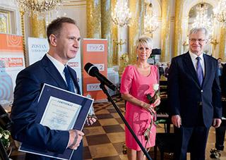 Gala Finałowa XI edycji Konkursu LODOŁAMACZE 2016