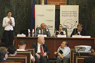 POPON Lodołamacze konferencja Chorzów
