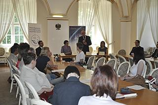 POPON Inauguracja Konkursu Lodolamacze w Wielkopolsce