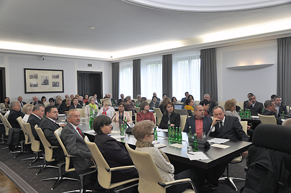 POPON konferencja w Senacie 8.5.2014